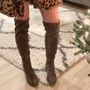 GIANNI BINI Over-The-Knee Boots